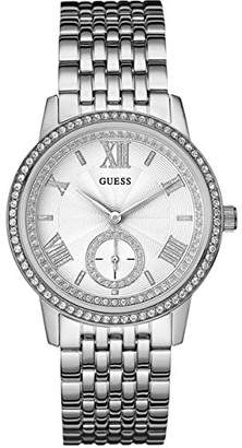 GUESS Women's Analogue Quartz Watch with Stainless Steel Bracelet – W0573L1