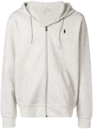 Polo Ralph Lauren zipped hooded jacket