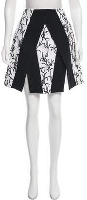 Tanya Taylor Patterned Emmy Skirt w/ Tags