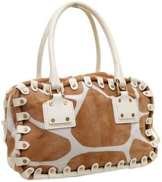 Valentino Pony-style calfskin handbag