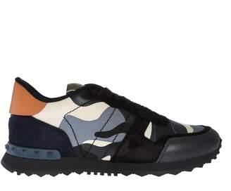 Valentino Rock Running Sneakers