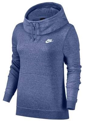 Nike Women's Sportswear Funnel-Neck Hoodie