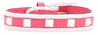 Valentino Free Rockstud leather bracelet