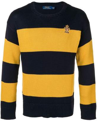 Polo Ralph Lauren horizontal stripes jumper