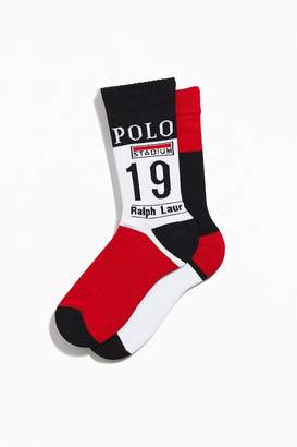 Polo Ralph Lauren Winter Stadium P-Wing Sock