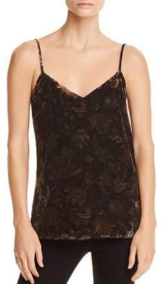 Paige Cicely Velvet Camisole Top