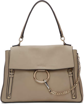 Chloé Grey Medium Faye Day Bag