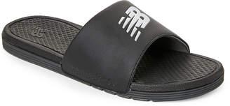 New Balance Black Pro Slide Sandals