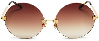 WILDFOX Pearl Sunglasses, 54mm $179 thestylecure.com