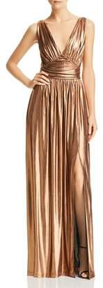Rachel Zoe Ashley Metallic Goddess Gown - 100% Exclusive