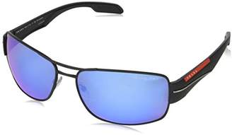 Prada SPORT Men's 0PS53NS DG02E0 Sunglasses