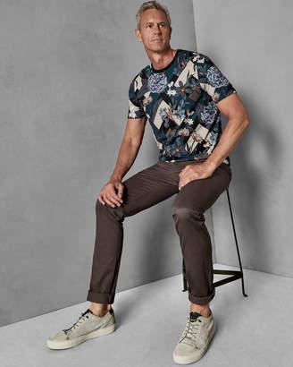 Ted Baker SELEBTT Slim fit cotton chinos