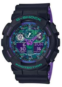 G-Shock Camo Digital Resin Strap Watch
