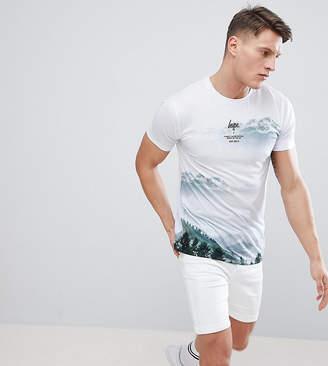 Hype Muscle Mountan Print T-Shirt Exclusive to ASOS