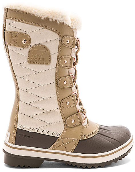 Sorel Tofino II Holiday Shearling Boot