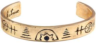 Lulu Frost George Frost Native Culture Cuff