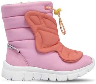 Sophia Webster Nevah Nylon Snow Boots