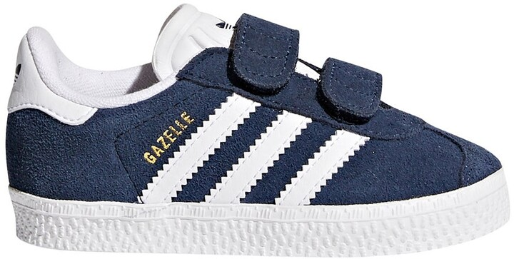 Gazelle CF I Touch 'N' Close Leather Trainers