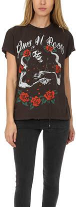 Warehouse madeworn rock MadeWorn Guns N' Roses Tee