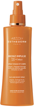 Institut Esthederm Bronz Impulse Face And Body Spray 150ml