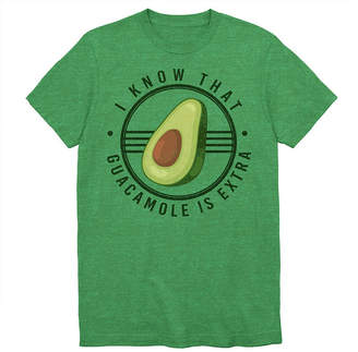 NOVELTY PROMOTIONAL Guacamole Is Extra Graphic Tee