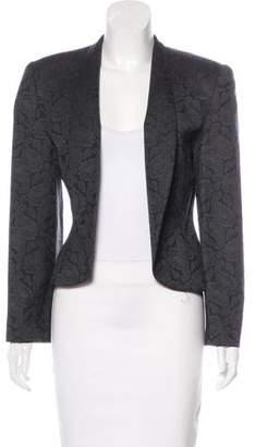 Christian Dior Jacquard Paisley Jacket