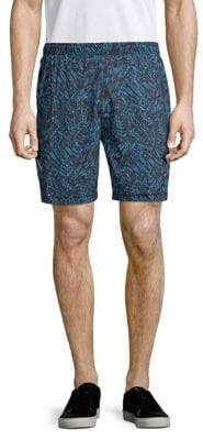 Propulsion Printed Shorts