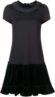 Emporio Armani short flared dress