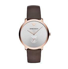 Emporio Armani Men'S Brown Watch