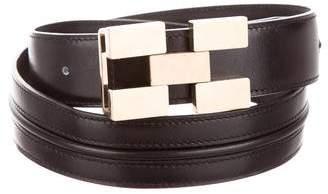 Hermes Leather Waist Belt