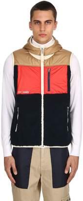 Lc23 Reversible Patchwork Vest