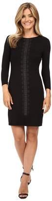Karen Kane Embellished Sheath Dress Women's Dress