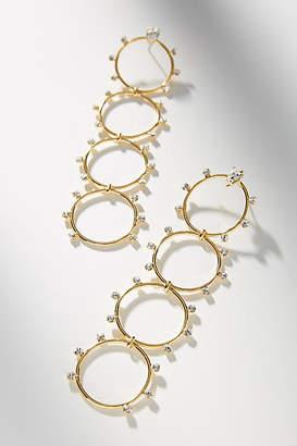 Lionette by Noa Sade Cariba Swarovski Crystal Drop Earrings