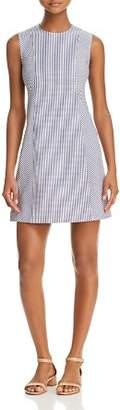 Theory Helaina Striped Dress