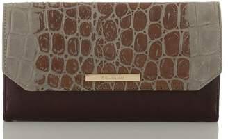 Brahmin Soft Checkbook Wallet Bowery