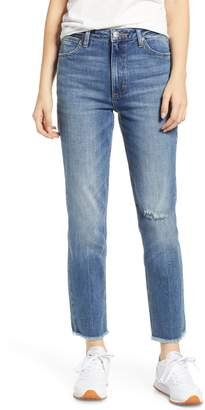 Wrangler Heritage Ripped High Waist Crop Jeans
