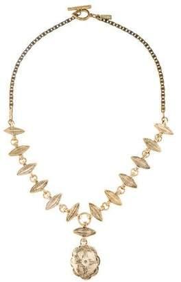 Vanessa Mooney Sand Dollar Necklace
