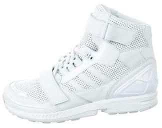 Juun.J x Adidas ZX8000 Leather Sneakers