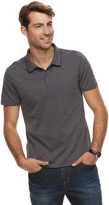 Apt. 9 Men's Soft Touch Birdseye Pique Polo