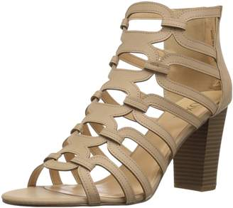 XOXO Women's Bloomington Heeled Sandal