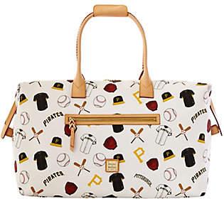 Dooney & Bourke MLB Pirates Duffel Bag