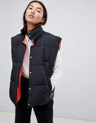 Cheap Monday padded vest