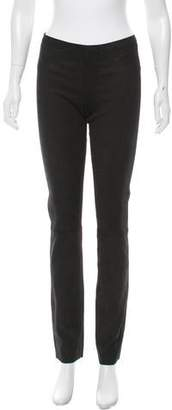 Giorgio Brato Straight-Leg Distressed Leggings