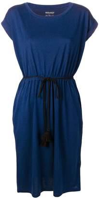 Woolrich elasticated waist dress