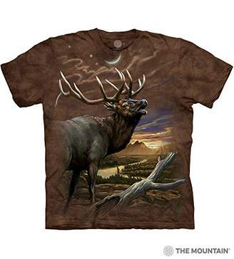 The Mountain The Elk at Dusk T-Shirt