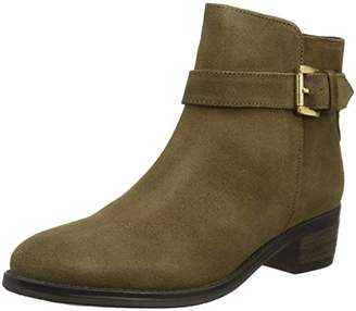 Dune Women's Pheobie Ankle Boots, Brown Taupe, 39 EU