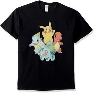 Pokemon Men's Groupshot T-Shirt