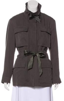 AllSaints Aiya Zip-Up Jacket