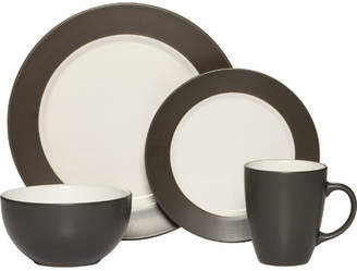 Pfaltzgraff Harmony Everyday 16 Piece Dinnerware Set, Service for 4