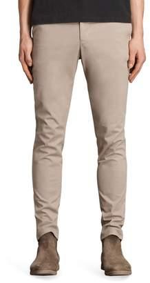 AllSaints Park Skinny Fit Chino Pants
